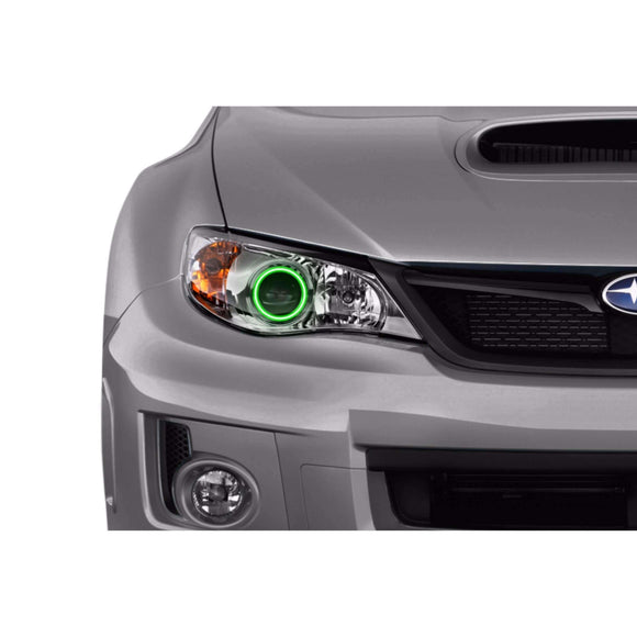 2008-2014 Subaru WRX Profile Prism (formerly ColorMorph) Halo Headlight Kits by LED Concepts™