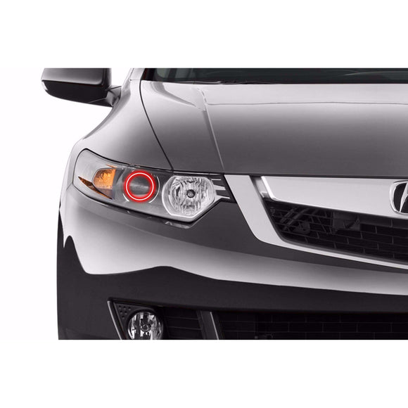 2009-2014 Acura TSX Profile Prism (formerly ColorMorph) Halo Headlight Kits by LED Concepts™