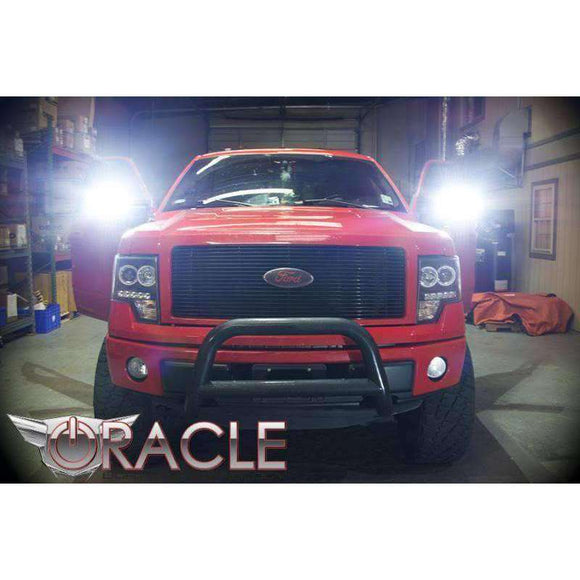 2009-2014 Ford F-150/Raptor Off-Road Mirrors by Oracle™