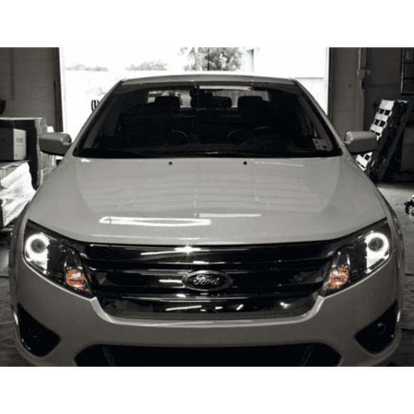 2010-2011 Ford Fusion LED Headlight Halo Kit by Oracle™