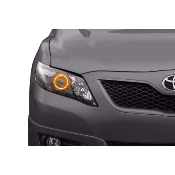 2010-2011 Toyota Camry Profile Prism (formerly ColorMorph) Halo Headlight Kits by LED Concepts™