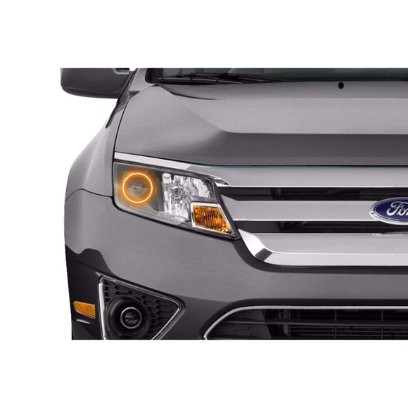 2010-2012 Ford Fusion Profile Prism (formerly ColorMorph) Halo Headlight Kits by LED Concepts™