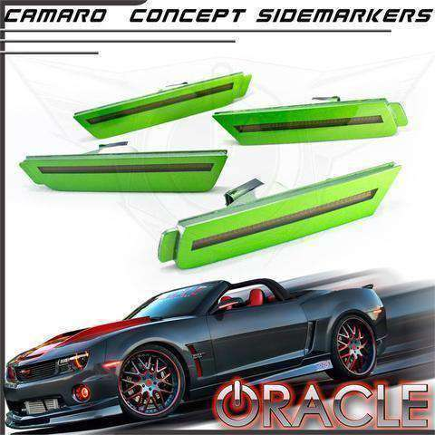 2010-2014 Chevrolet Camaro LED Side Markers by Oracle™