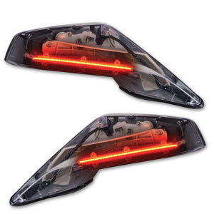 2010-2014 Chevrolet Camaro LED Side Mirrors by Oracle™