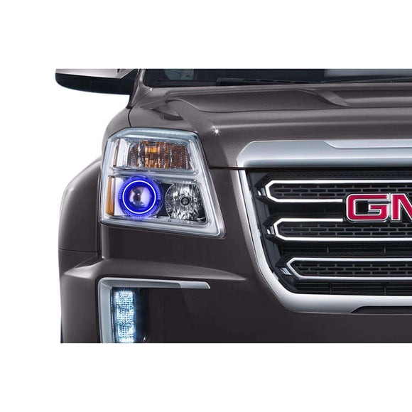2010-2016 GMC Terrain Profile Prism (formerly ColorMorph) Halo Headlight Kits by LED Concepts™