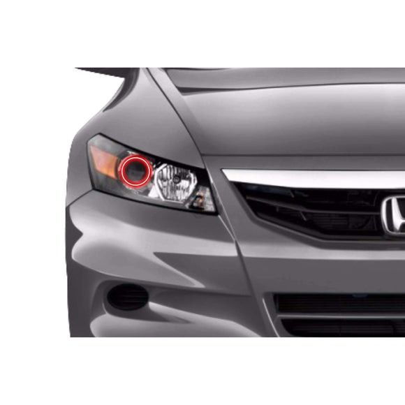 2011-2012 Honda Accord Coupe Profile Prism (formerly ColorMorph) Halo Headlight Kits by LED Concepts™