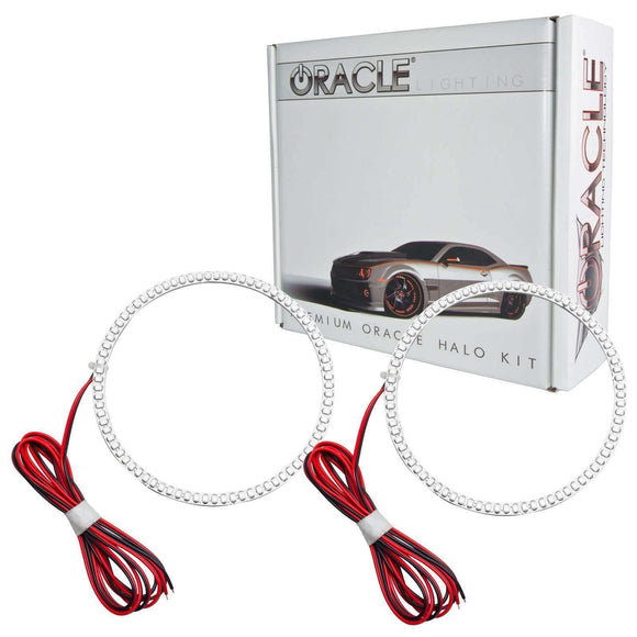 2011-2012 Toyota Prius LED Headlight Halo Kit by Oracle™