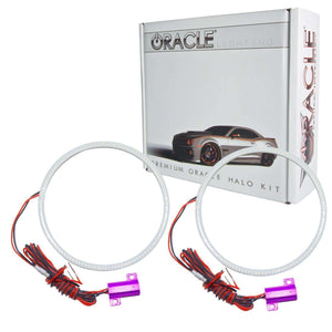 2011-2013 Jeep Grand Cherokee Plasma Fog Light Halo Kit by Oracle™
