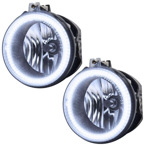2011-2014 Dodge Challenger Plasma Pre-Assembled Halo Fog Lights by Oracle™