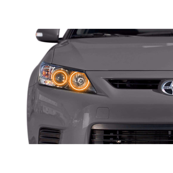 2011-2014 Scion tC Profile Prism (formerly ColorMorph) Halo Headlight Kits by LED Concepts™