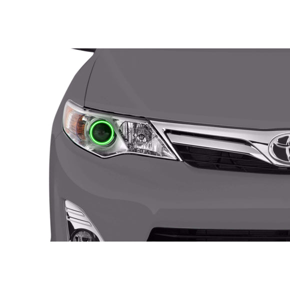 2012-2014 Toyota Camry Profile Prism (formerly ColorMorph) Halo Headlight Kits by LED Concepts™