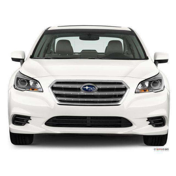 2012 Subaru Legacy LED Headlight Halo Kit by Oracle™
