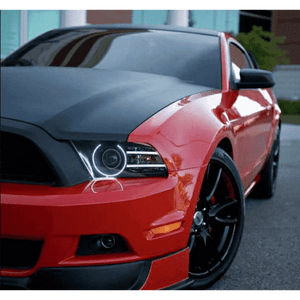2013-2014 Ford Mustang LED Fog Light Halo Kit by Oracle™