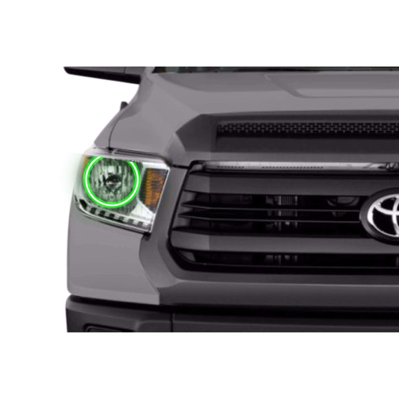 2014-2017 Toyota Tundra Profile Prism (formerly ColorMorph) Halo Headlight Kits by LED Concepts™