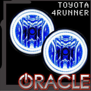 2014-2018 Toyota 4-Runner ColorSHIFT LED Fog Light Halo Kit by Oracle™