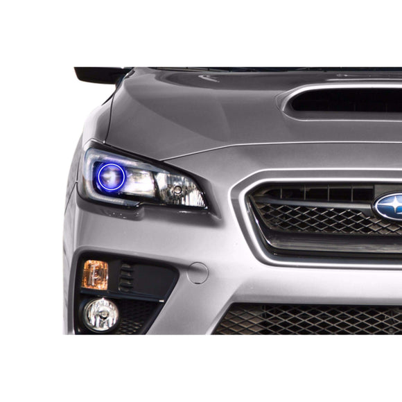 2015-2018 Subaru WRX Profile Prism (formerly ColorMorph) Halo Headlight Kits by LED Concepts™