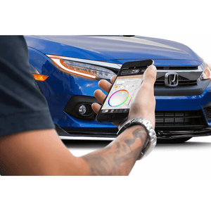 2016-2019 Honda Civic Profile Pixel (formerly ColorMorph) DRL Headlight Kits by LED Concepts™