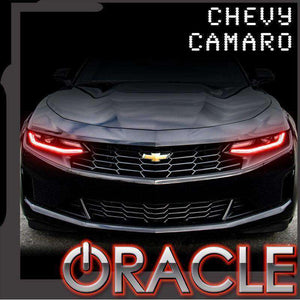 2019 Chevrolet Camaro Surface Mount ColorSHIFT DRL Modules Kit by Oracle™