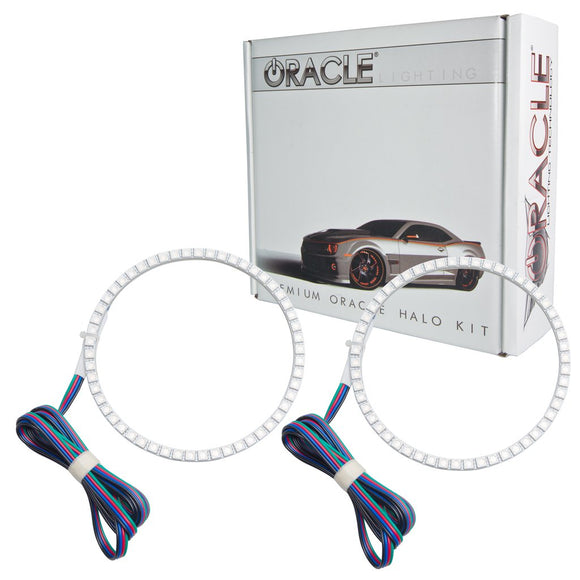 2008-2014 Smart ForTwo Plasma Headlight Halo Kit by Oracle™