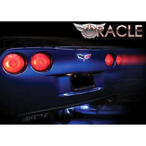Chevrolet Corvette C6 Illuminated Emblem by Oracle™