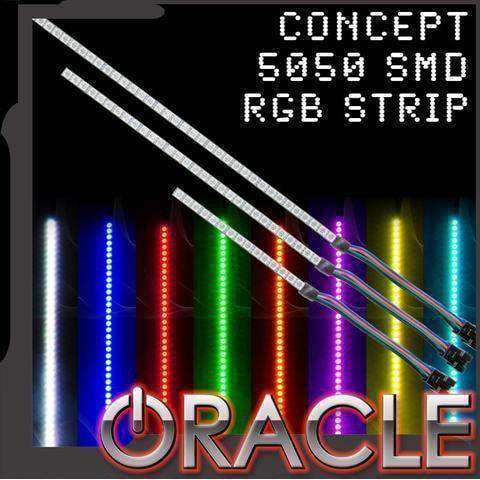 ColorSHIFT 5050 Concept Strips (Pair) by Oracle™