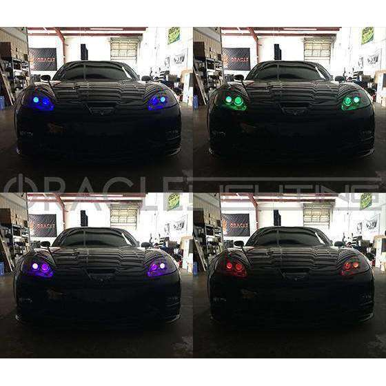 Demon Eye ColorSHIFT Projector Illumination Kit (Pair) by Oracle™