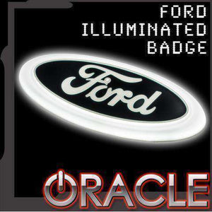 Ford Illuminated Emblem by Oracle™