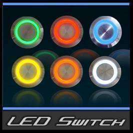 LED Flush Mount Switch by Oracle™