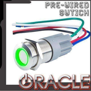 LED Pre-Wired Flush Mount Switch by Oracle™