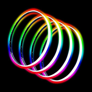 Oracle ColorSHIFT LED Wheel Light Rings (Set of 4)