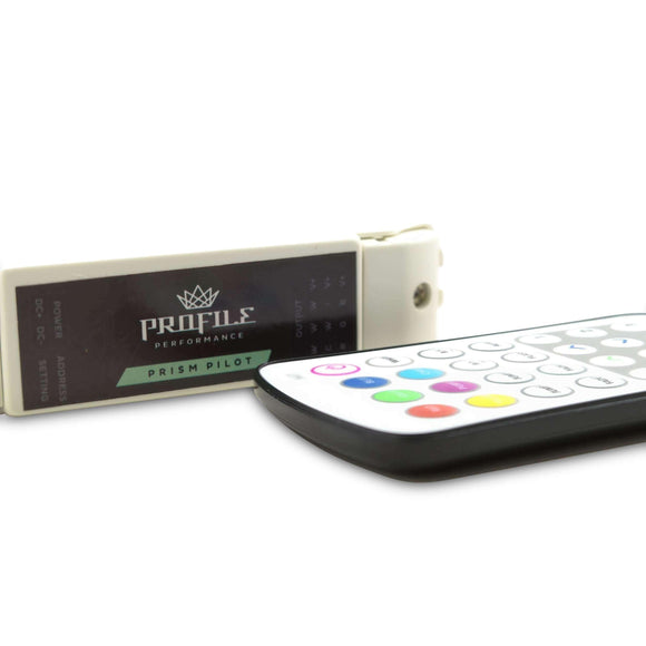 Prism Pilot (formerly ColorMorph) RF Remote/Receiver by LED Concepts™
