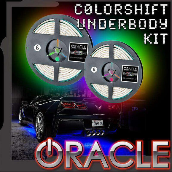 Universal ColorSHIFT LED Underbody Kit by Oracle™