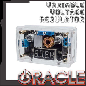 Variable Voltage Regulator by Oracle™