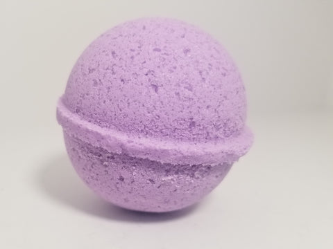 Ylang Ylang & Orange Essential Oil Infused Bath Bomb