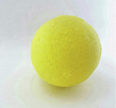 Lemongrass & Peppermint Essential Oil Infused Bath Bomb