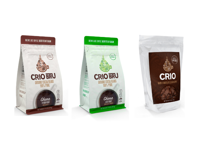 NEW! Gourmet Dark Chocolate Cacao Chips Bundle