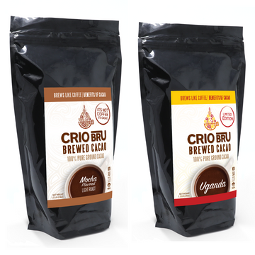 NEW! 2 Pack Limited Edition Mocha 24 oz & Uganda 24 oz Bundle