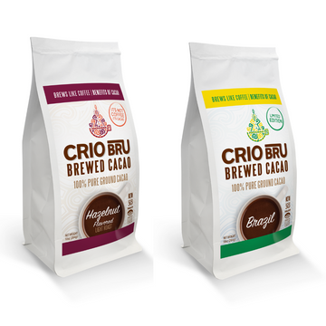 NEW! Limited Edition 2 Pack Hazelnut & Brazil