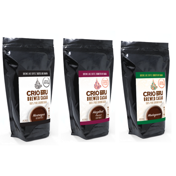 NEW! 3 Pack Limited Edition Nicaragua 24 oz & Hazelnut 24 oz & Madagascar 24 oz Bundle 1.5lb 3 Pack