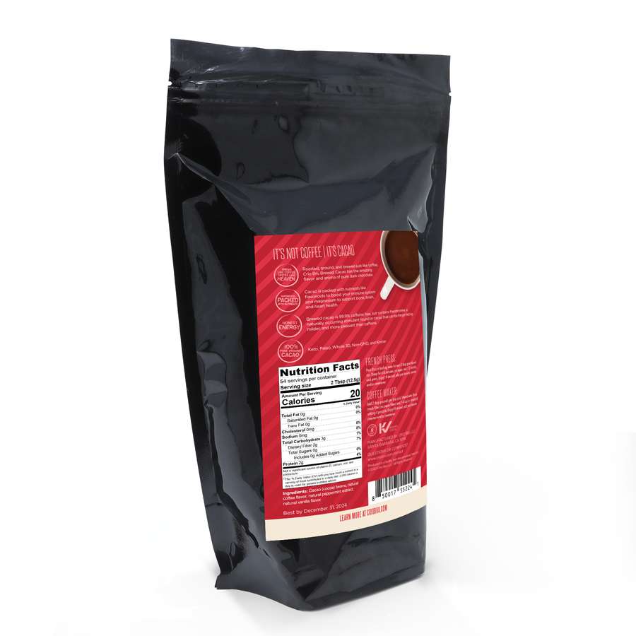 NEW! Limited Edition Peppermint Mocha Light Roast