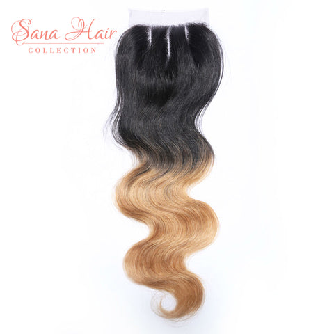 SHC body wave closure - Sana hair collection