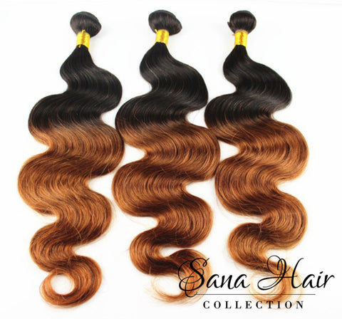 SHC Body Wave 1B~30 - Sana hair collection