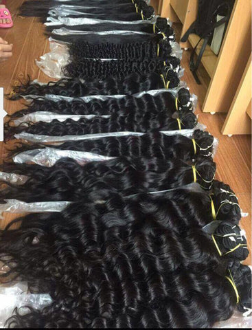 SHC Indian Natural Wave - Sana hair collection