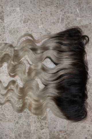 SHC platinum lace frontal - Sana hair collection