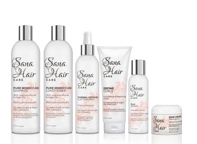 Sana Hair Care - Entire Collection - Sana hair collection