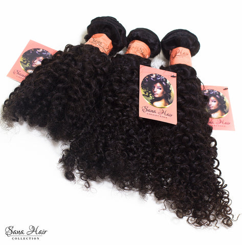 SHC Curly Hair - Sana hair collection