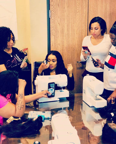 The secret to flawless wig making (Group Class)