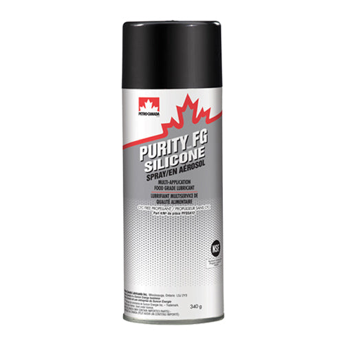 Purity FG Silicone Spray 12X355ML CANS