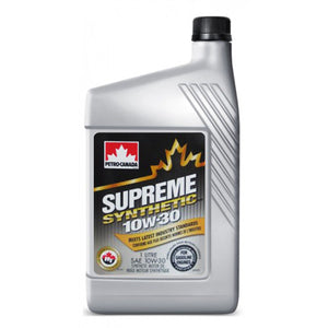 Supreme Synthetic 10W-30 12X1L CASE