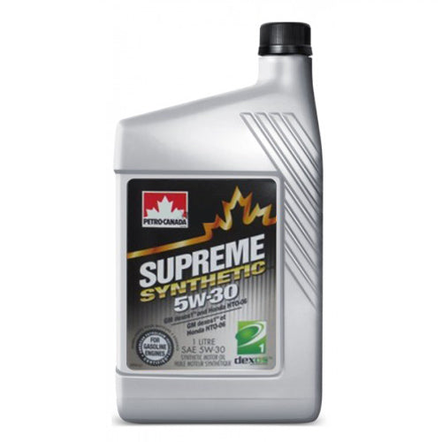 Supreme Synthetic 5W-30 12X1L CASE